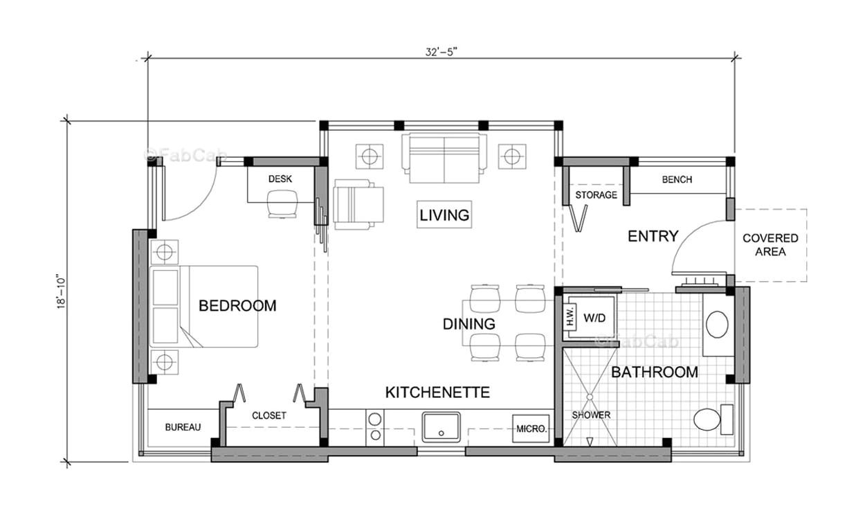 small house plans 550 square feet