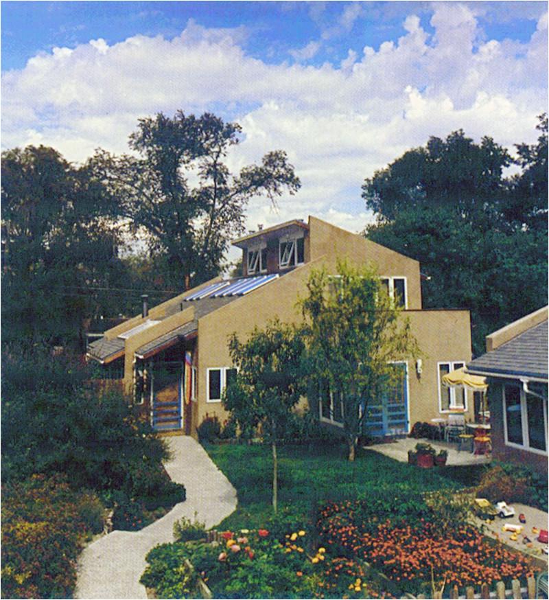 modern passive solar house plans