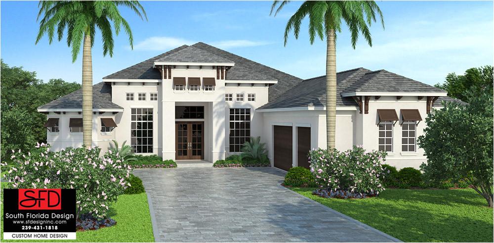 south florida home plans