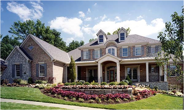 Southern Home Plans Designs Stately southern Colonial House Plan Family Home Plans Blog