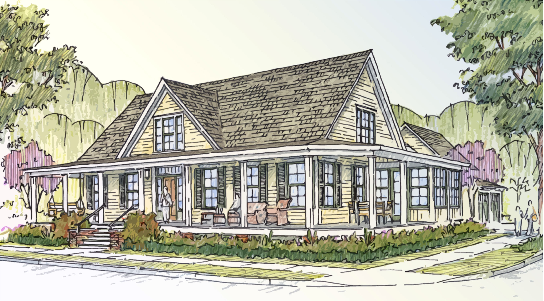 southern living idea house 2012