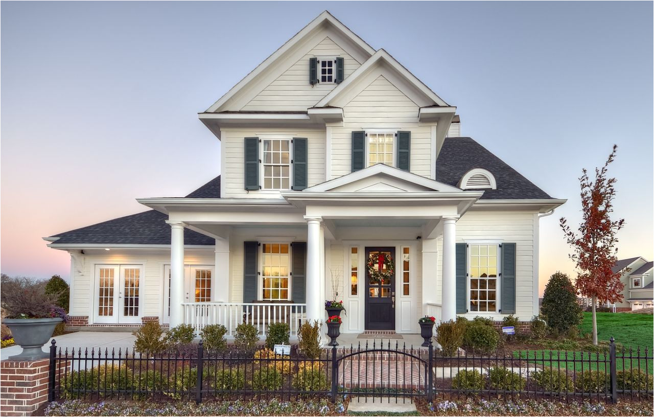 southern living craftsman house plans