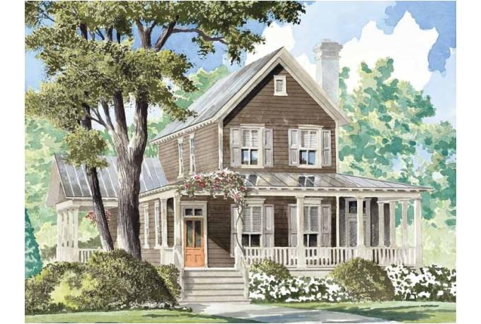 inspiring southern living lake house plans 6 photo
