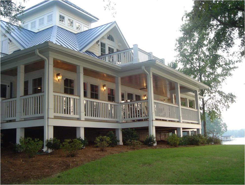 27975 southern house plans wrap around porch