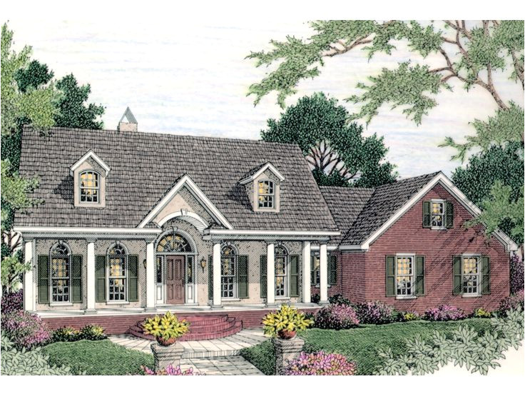 southern ranch house plans