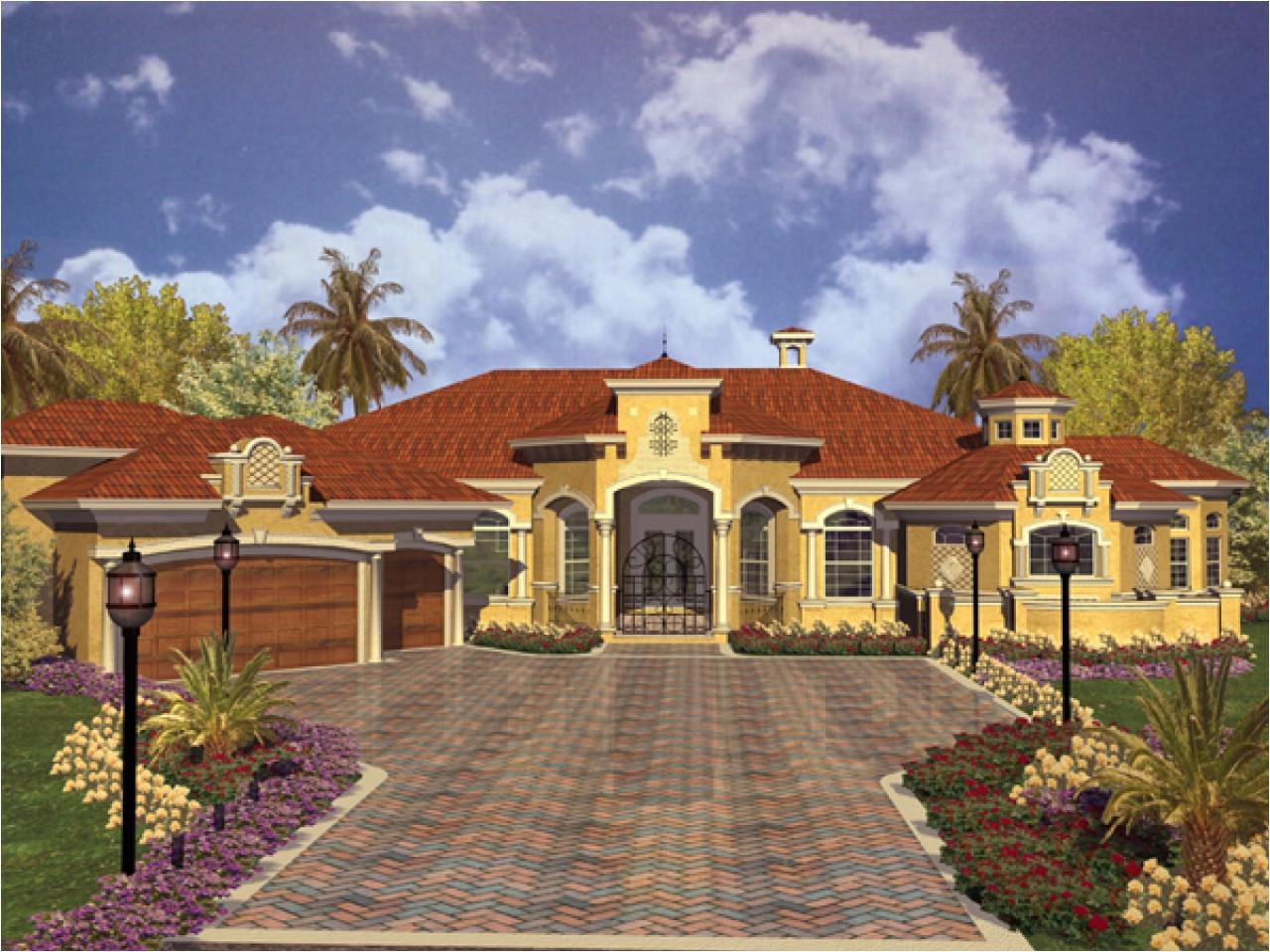7af9e1154e5bf432 italian style house spanish style homes house plans
