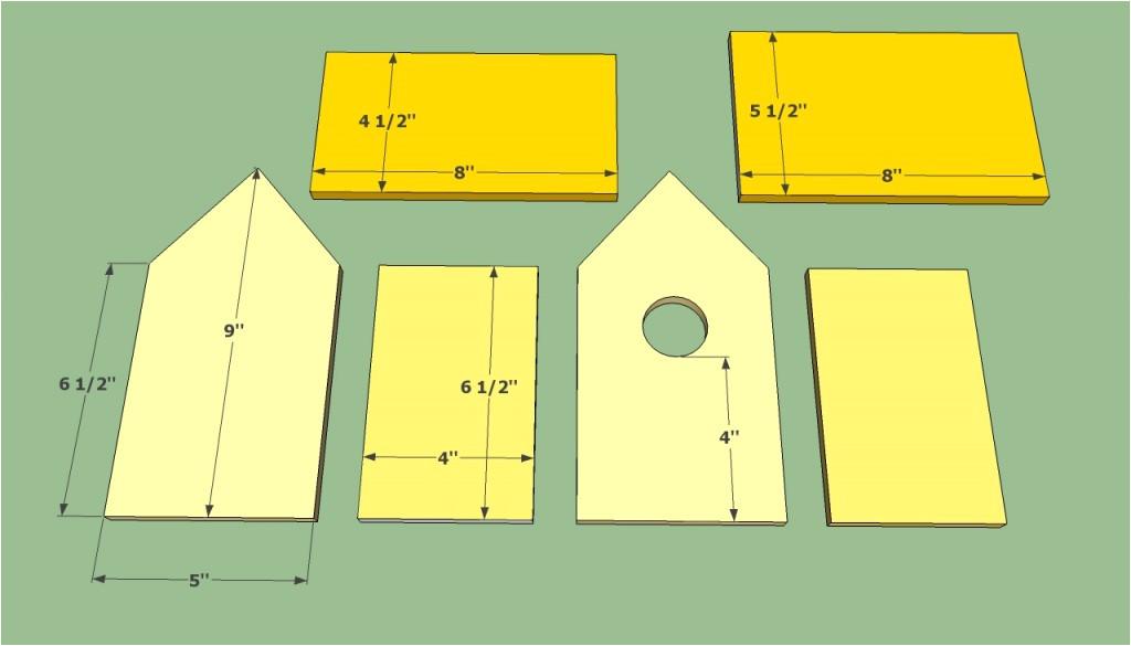 plans for bird houses
