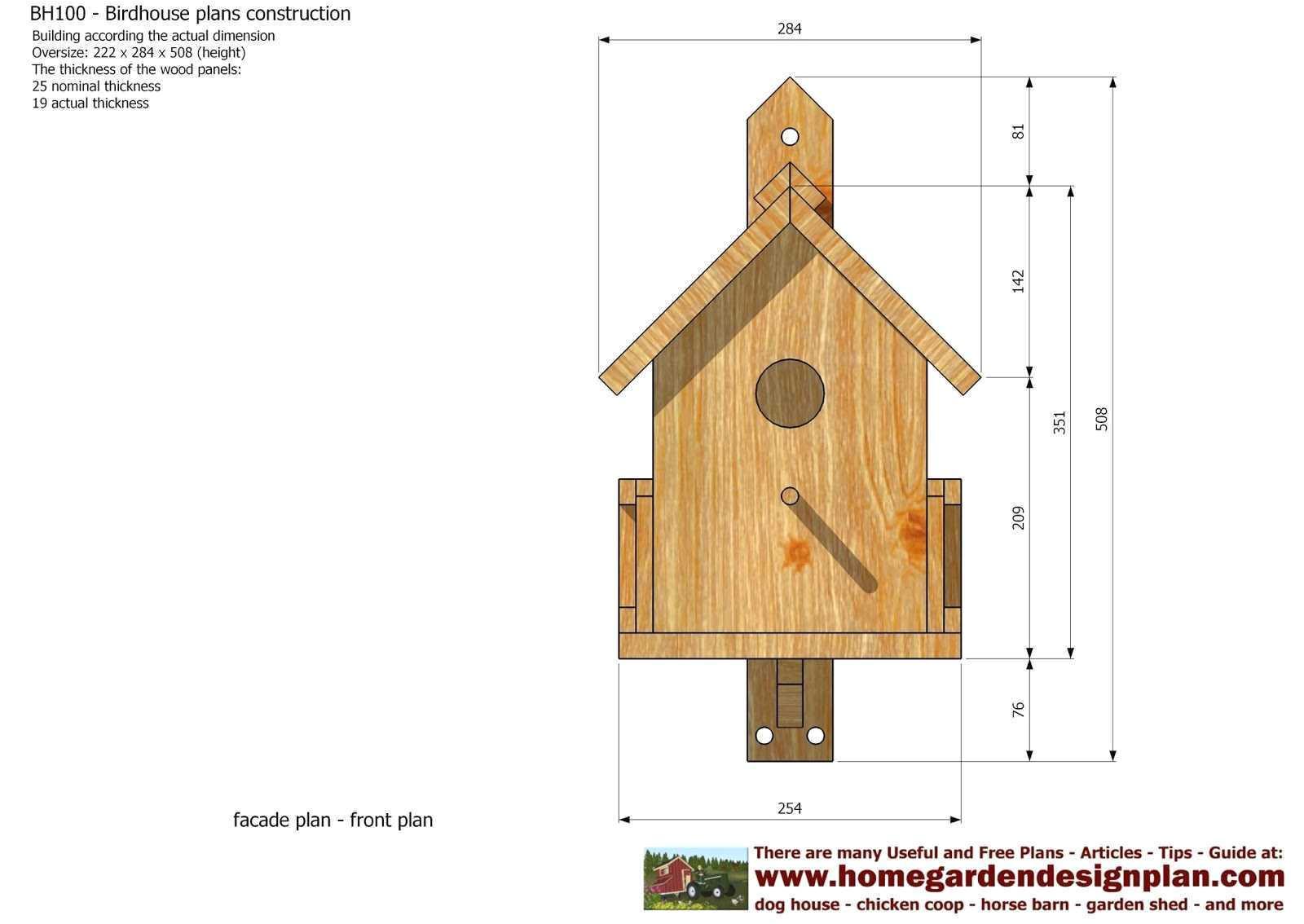 sparrow house plans