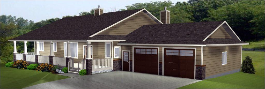 split level house plans with walkout basement elegant split level house plans with walkout basement room ideas 2