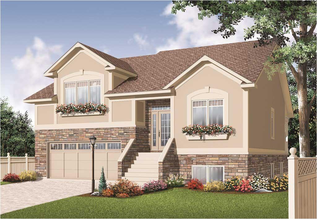 home plan 25556