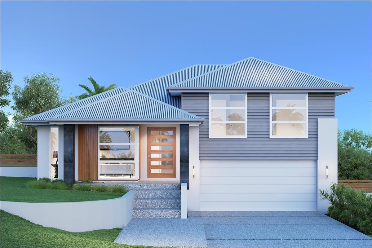 3533 split level house plans with porches