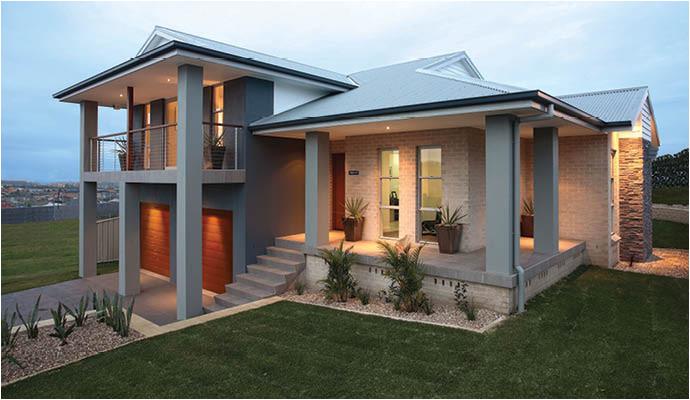 split level home stylish practical