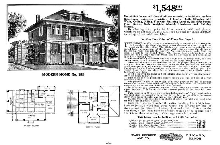 foursquare house plans catalog favorites 178125