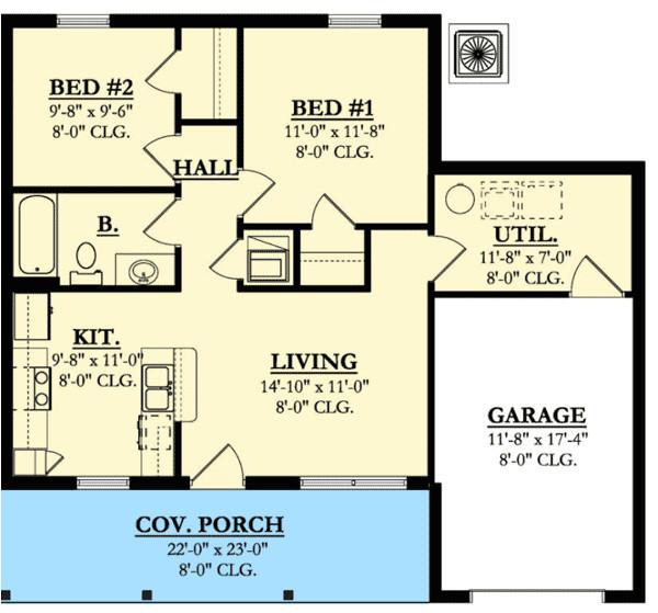 compact starter house plan 82079ka