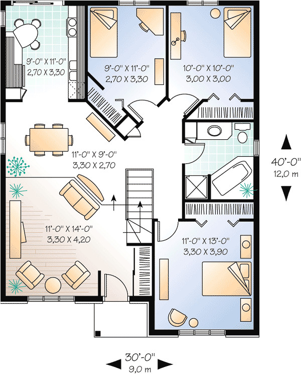 house plan 21251dr