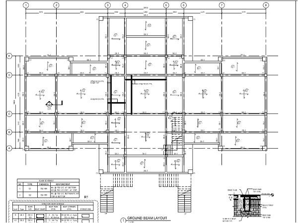 structural steel design analysis services
