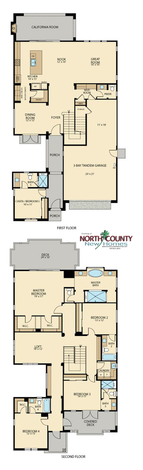 sterling floor plans carmel valley new homes