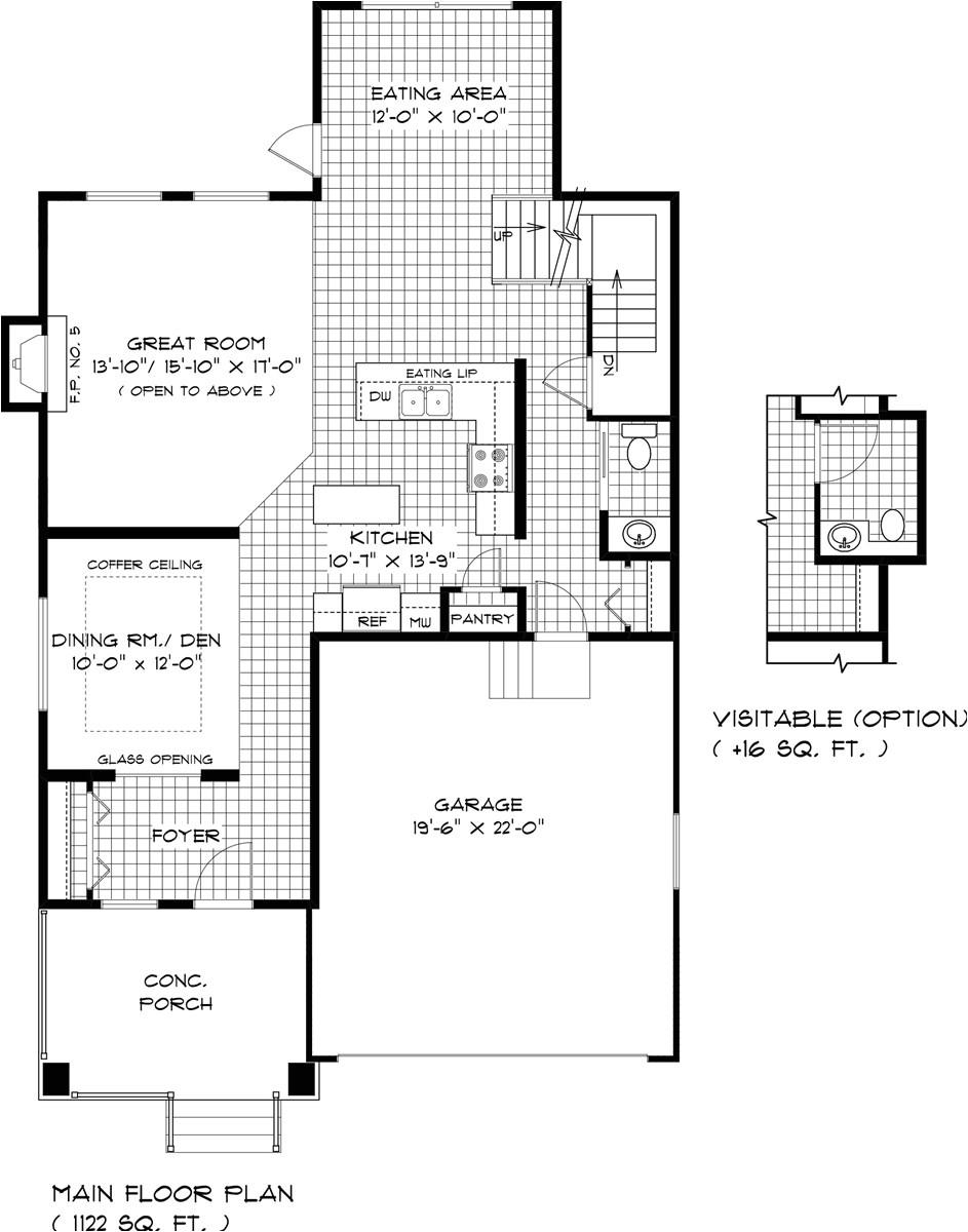 sterling homes floor plans winnipeg