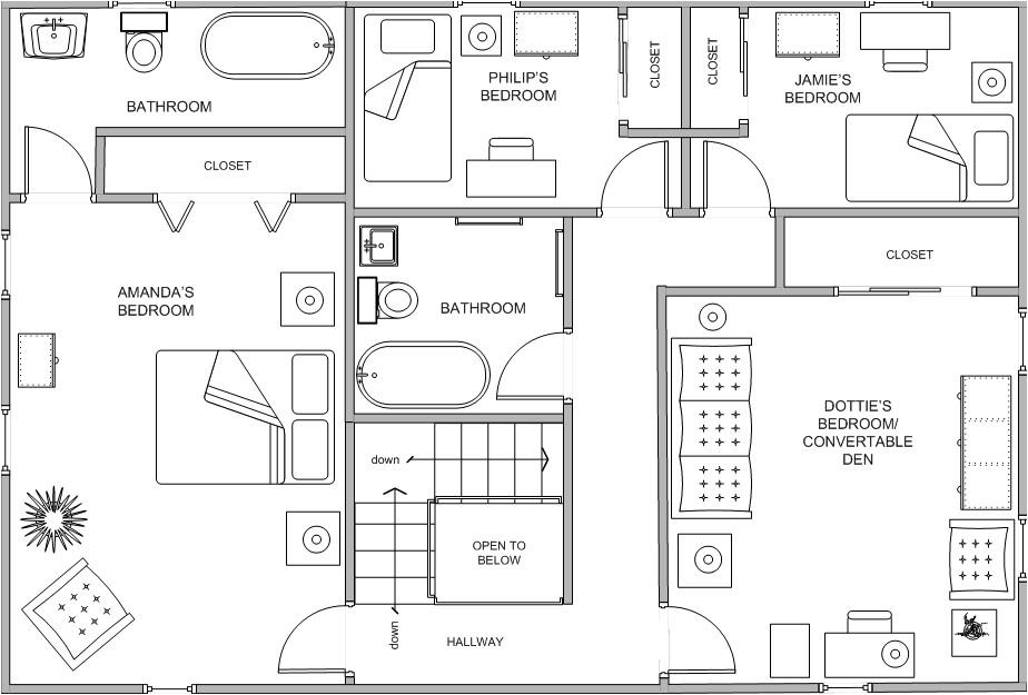 houseplans2ndfloor