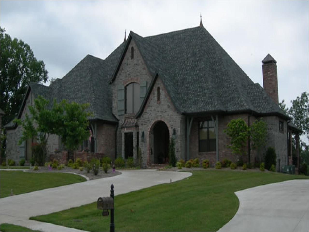 house plans brick stone