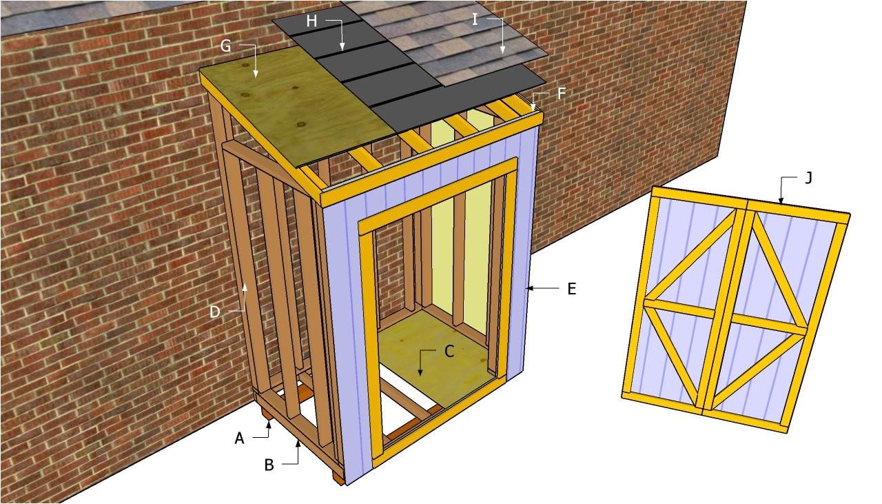 storage building house plans