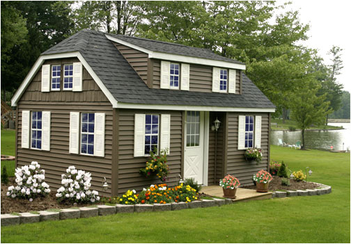 saltbox storage shed plans for the unique look