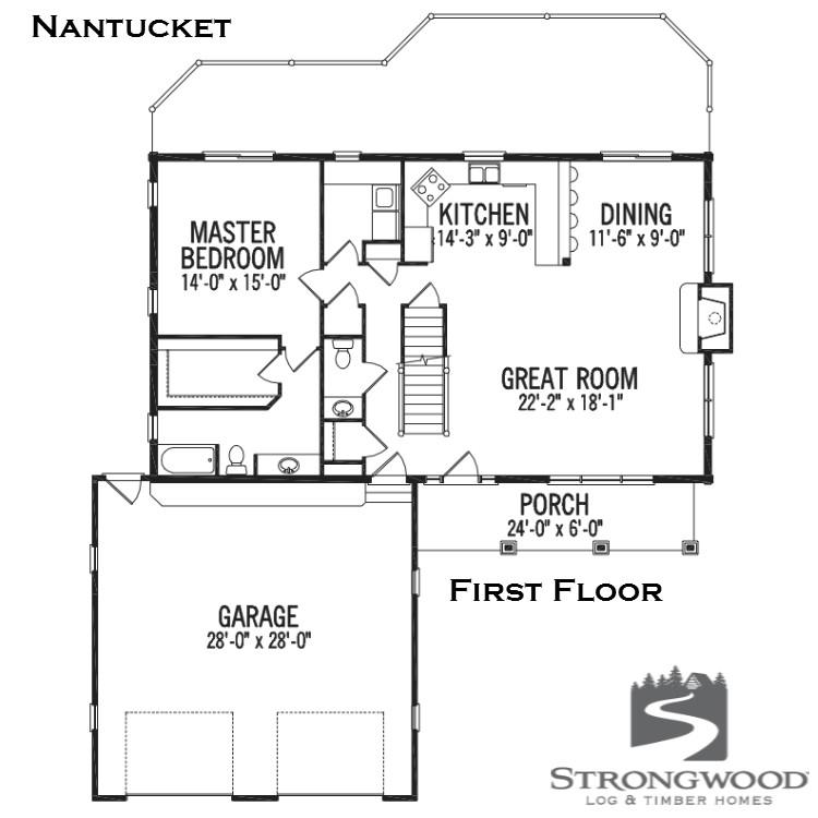 nantucket first floor