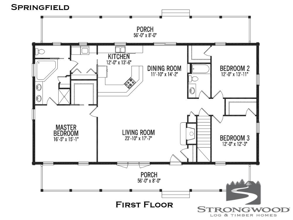 springfield first floor