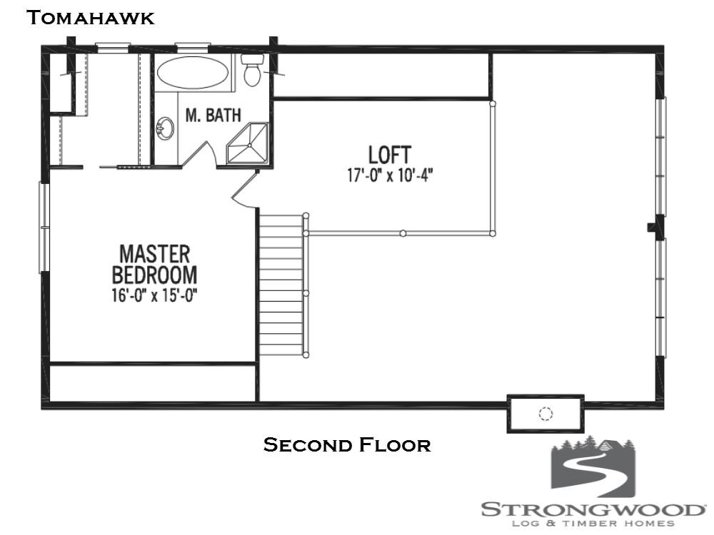 tomahawk floor plan