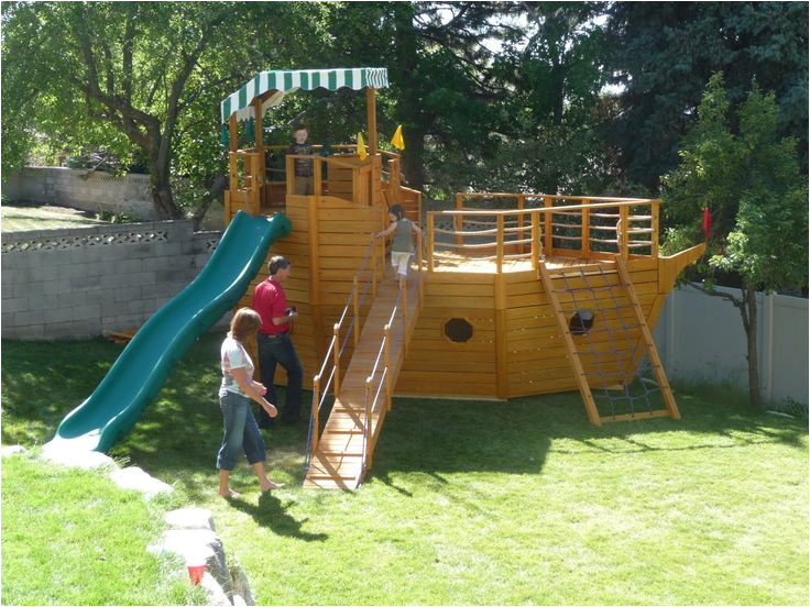 outdoors playgrounds