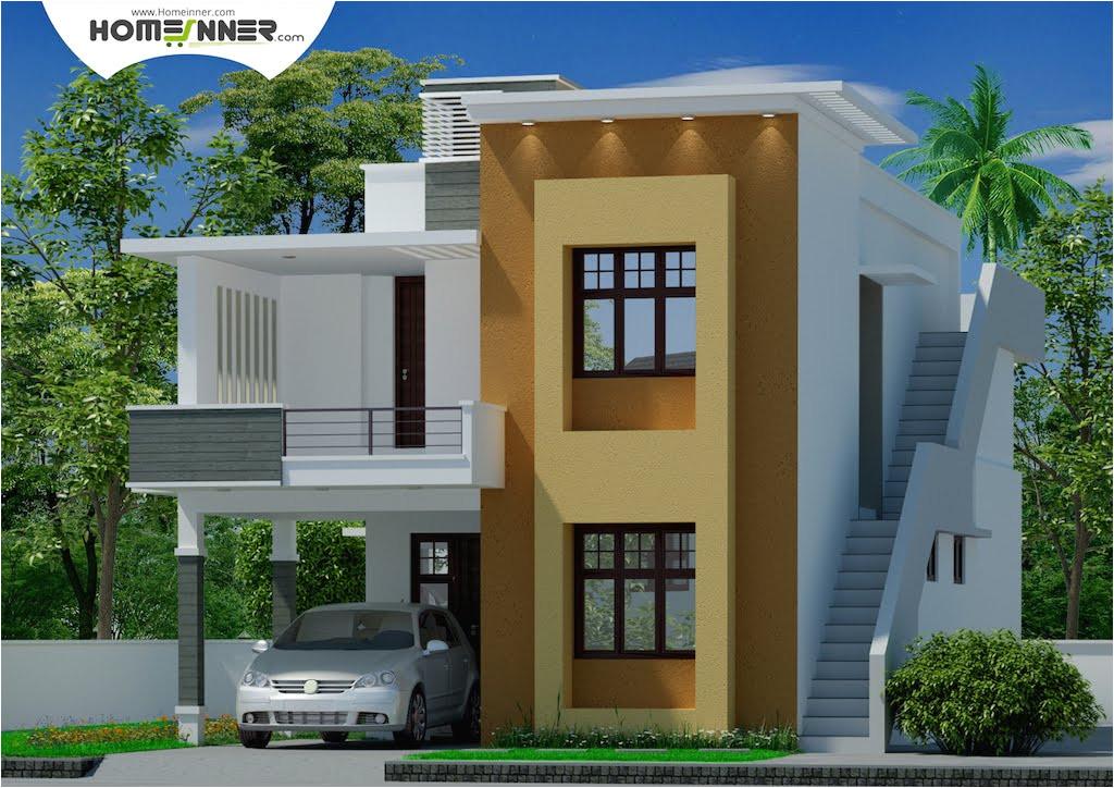 modern contemporary tamil nadu home
