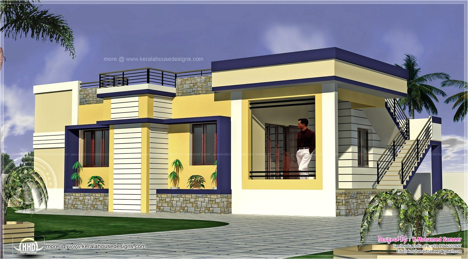 simple house plans in tamilnadu