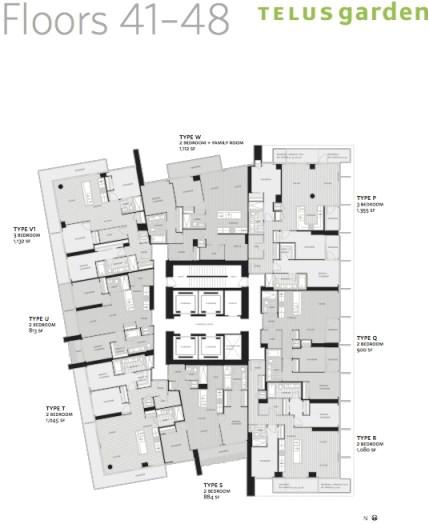 Telus Home Plans Telus Garden Quick Facts Price Floorplans Features