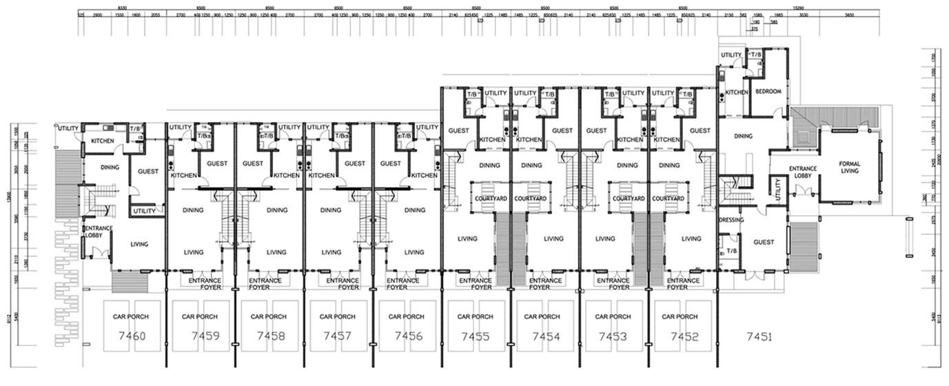 houses phase3 double storey terrace