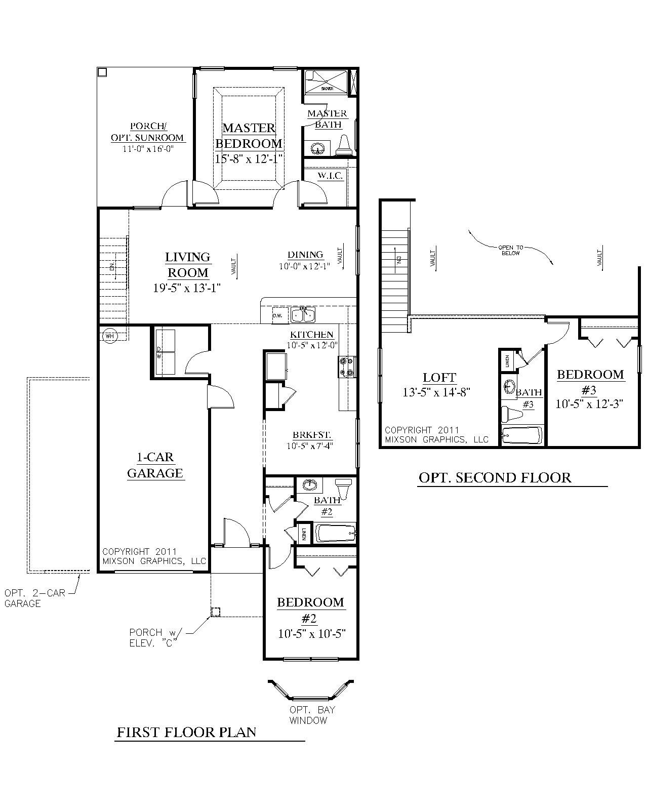 house plan page foster 1336 a