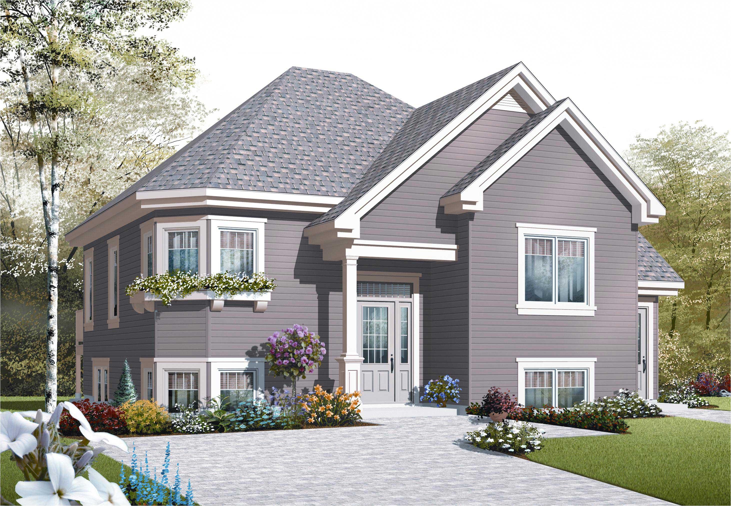 home plan 25481