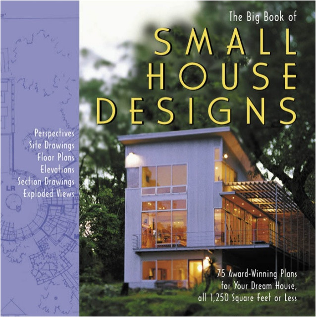 small house plans book