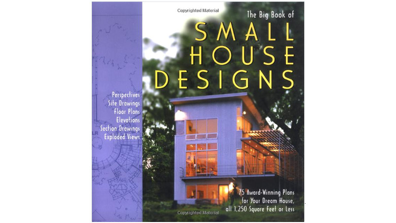 best tiny house small home books ebook kindle living floor plan