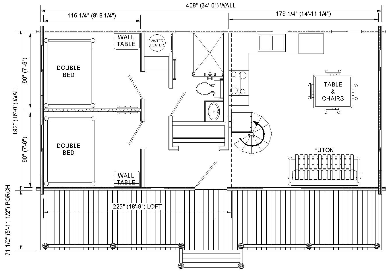 log home floor plan books