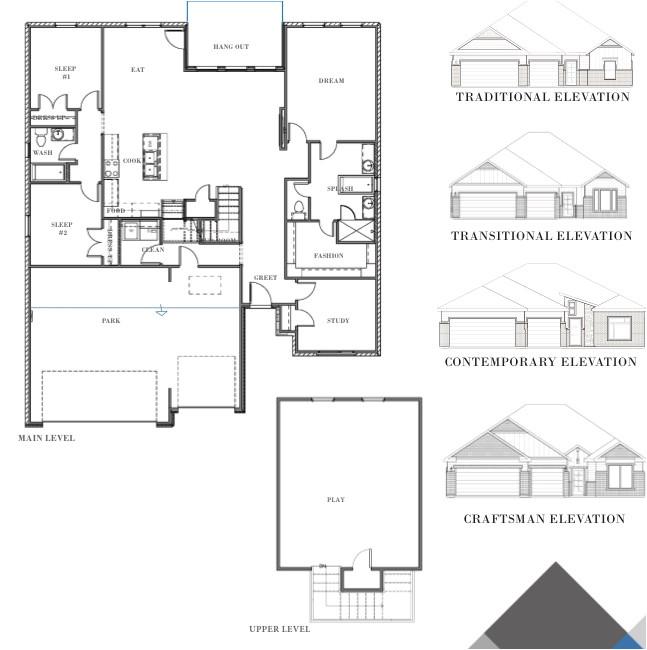 Timbercraft Homes Floor Plan Estes Park by Timbercraft Homes