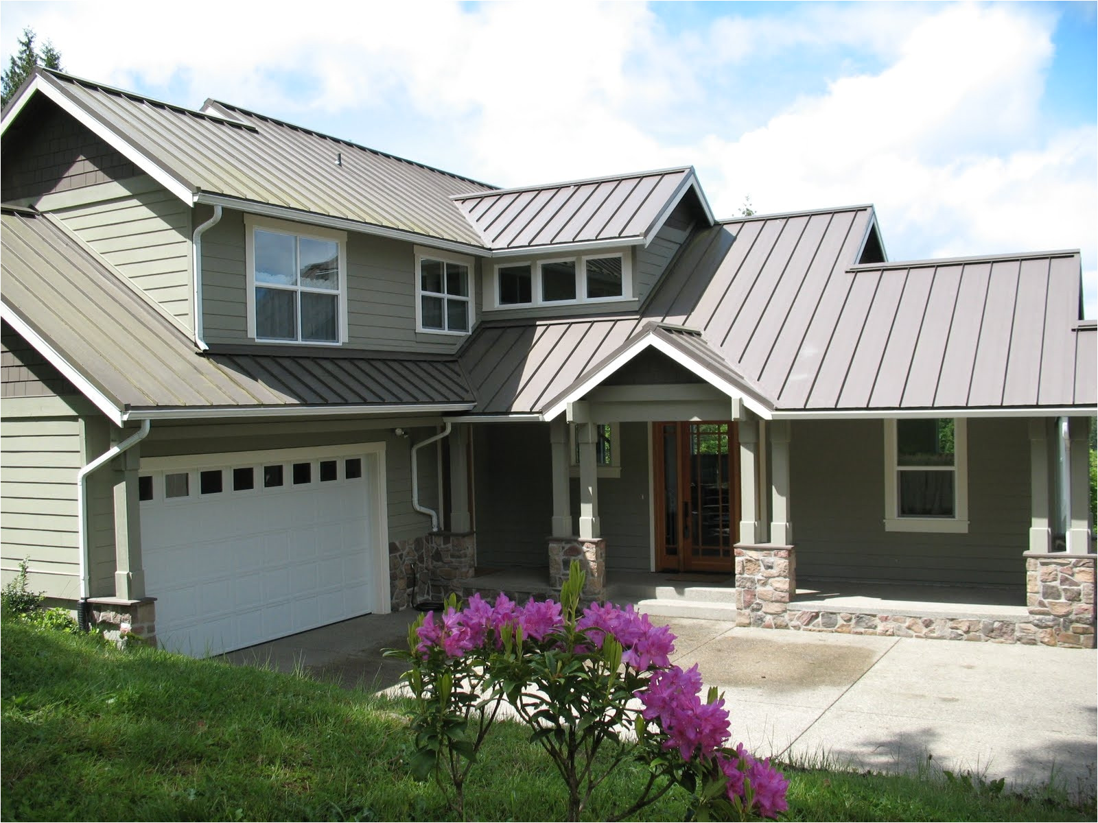 10558 metal roof country house plans