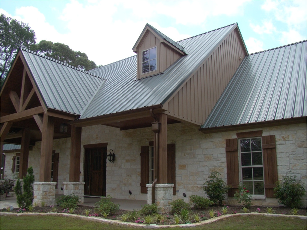 12420 pictures of stone houses with metal roofs