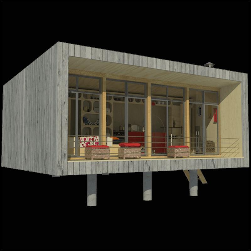 contemporary small house plans sheena