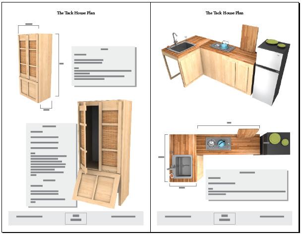tiny tack house plans