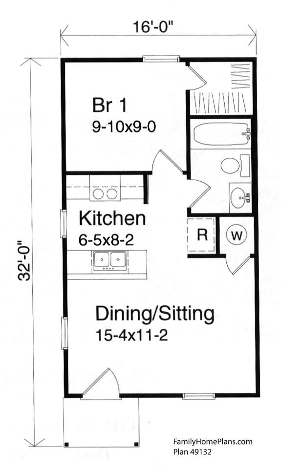 tiny house design