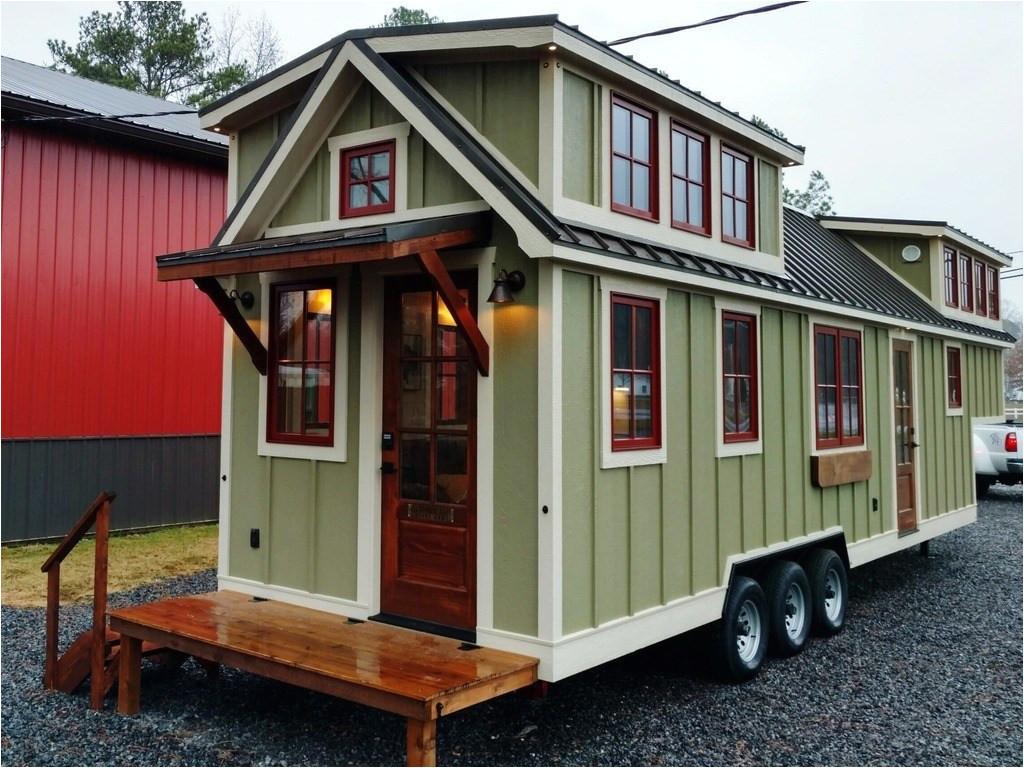 timbercraft 37 tiny house on wheels