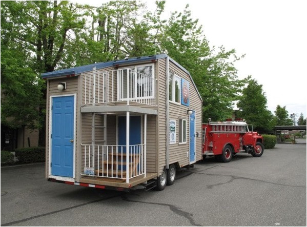 tiny house on trailer plans fire safety tiny house design for your source idea to make your own