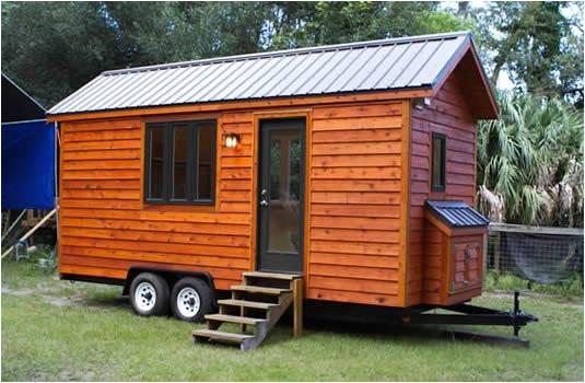 tiny house trailer plans