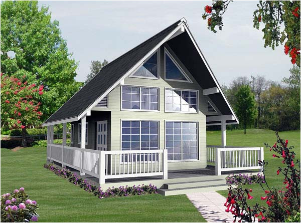 small vacation home plans