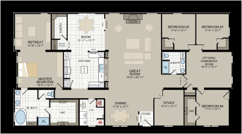 titan homes floor plans